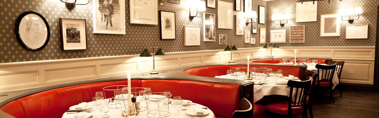 Dean Street Townhouse – London – United Kingdom