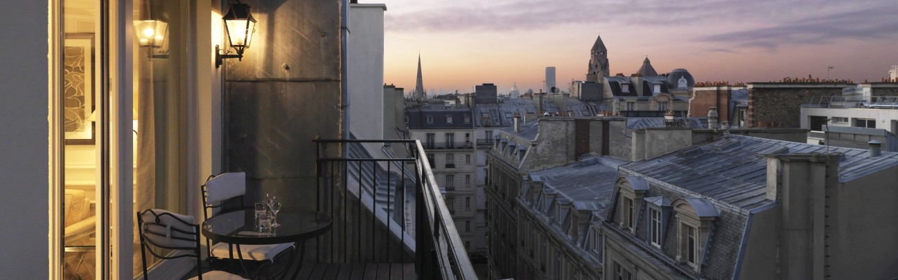 Hotel Keppler – Paris – France