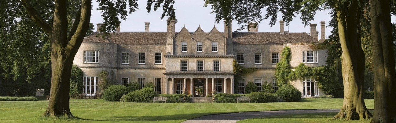 Lucknam Park Hotel and Spa – Wiltshire – UK