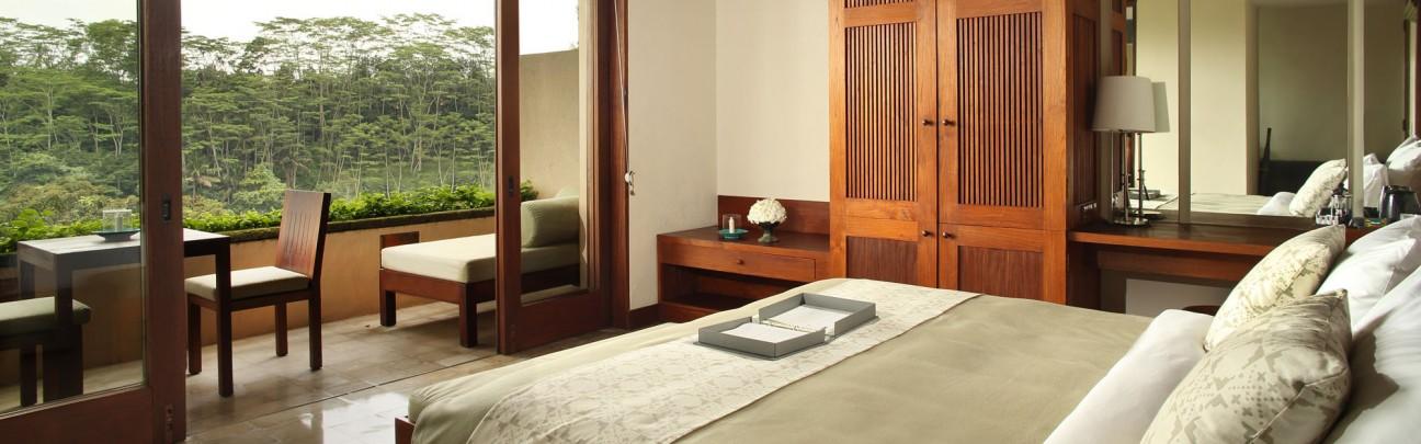 Alila Ubud hotel – Bali – Indonesia