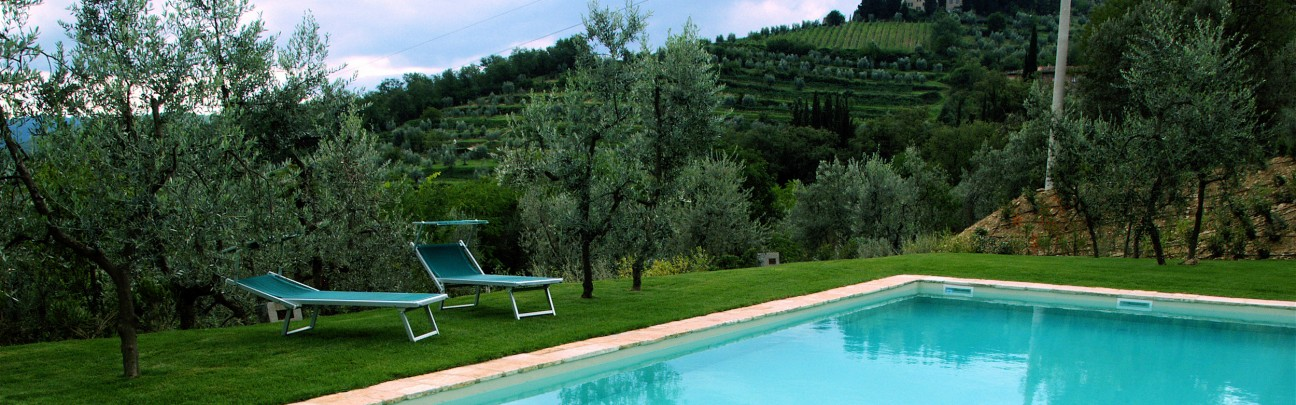 Villa Bordoni Hotel - Florence - Italy