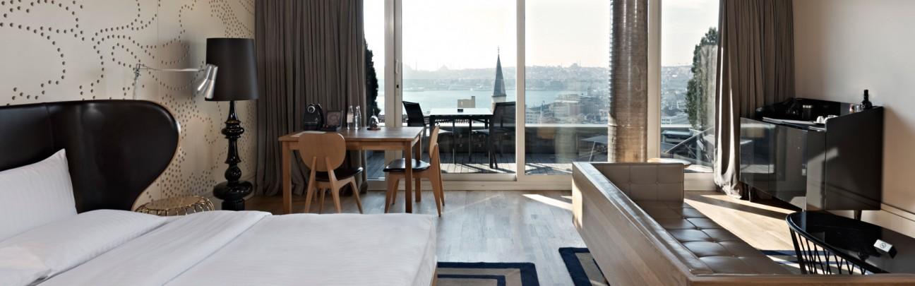 Witt Istanbul Suites hotel – Istanbul –Turkey