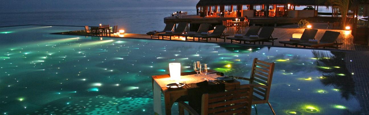 Huvafen Fushi hotel - Maldives - Indian Ocean
