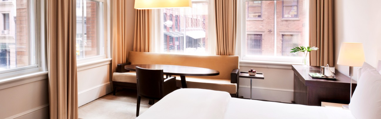 The Mercer hotel – New York – United States