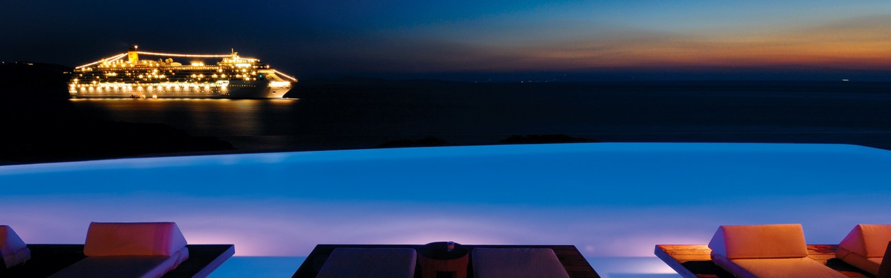 Cavo Tagoo - Mykonos - Aegean Islands