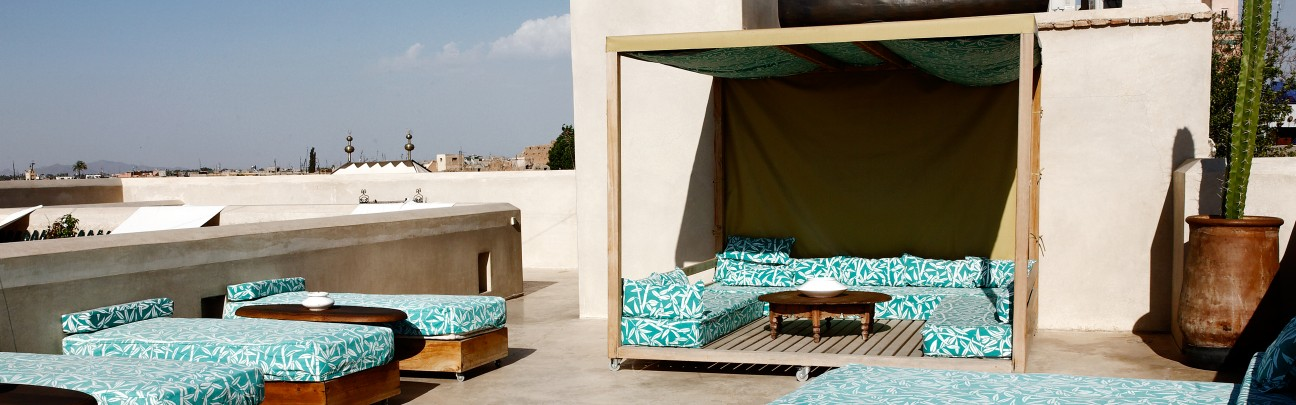 Riad Due hotel – Marrakech – Morocco