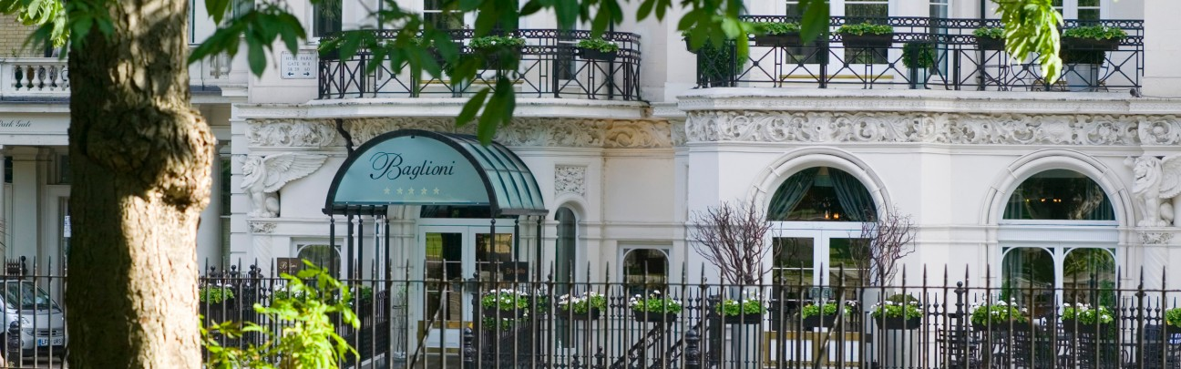 Baglioni Hotel – London – United Kingdom