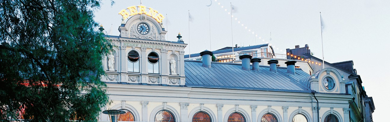 Berns Hotel – Stockholm – Sweden