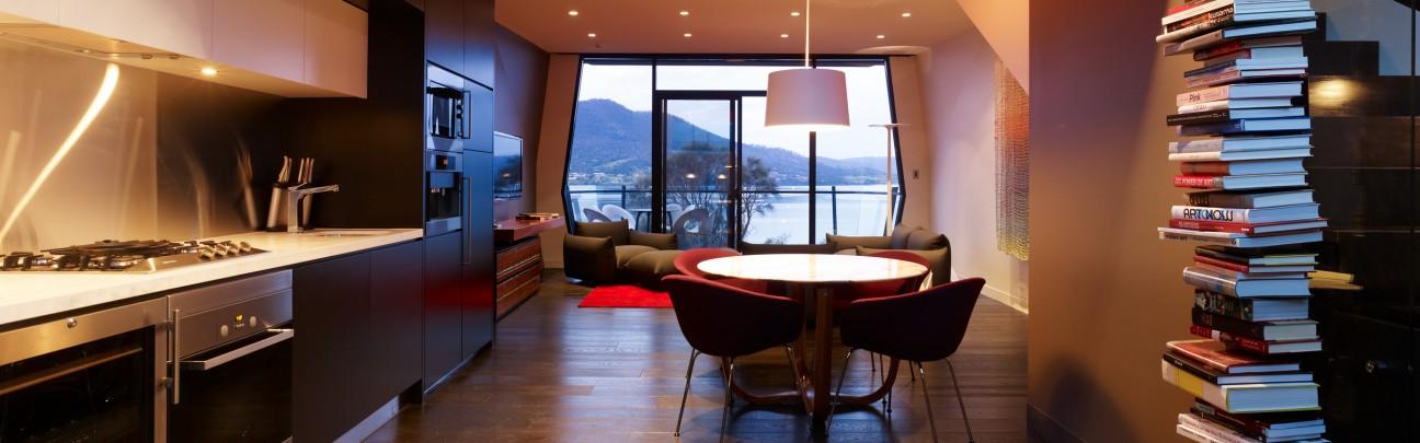 MONA Pavilions hotel - Hobart - Australia