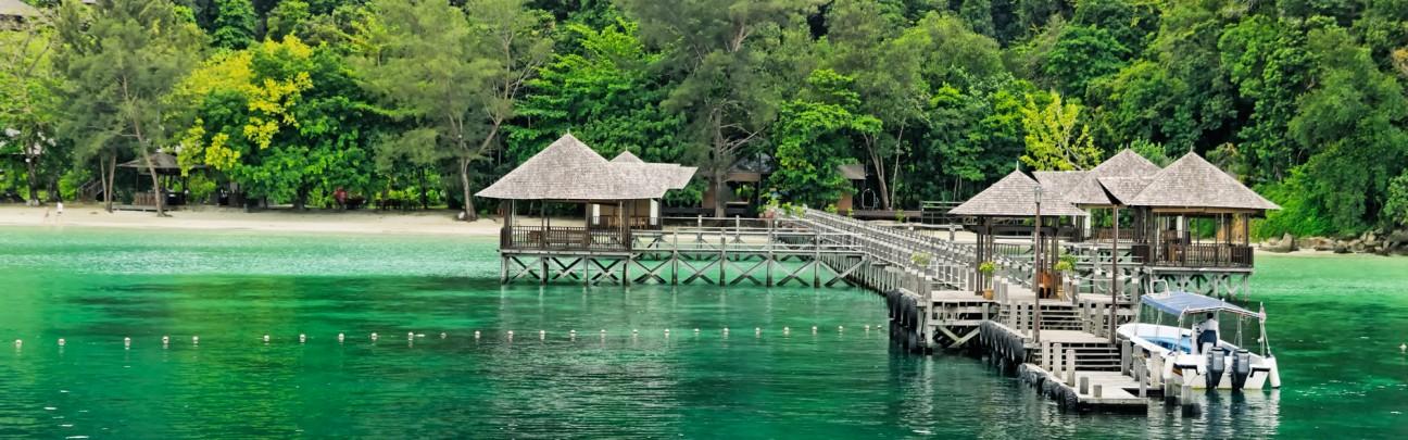 Bunga Raya Hotel – Sabah – Malaysia