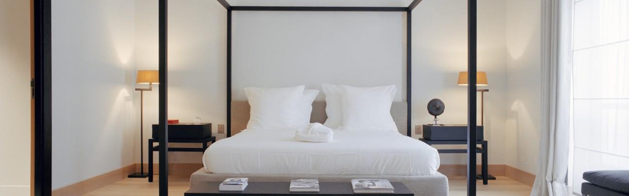 La Réserve Paris hotel - Paris - France
