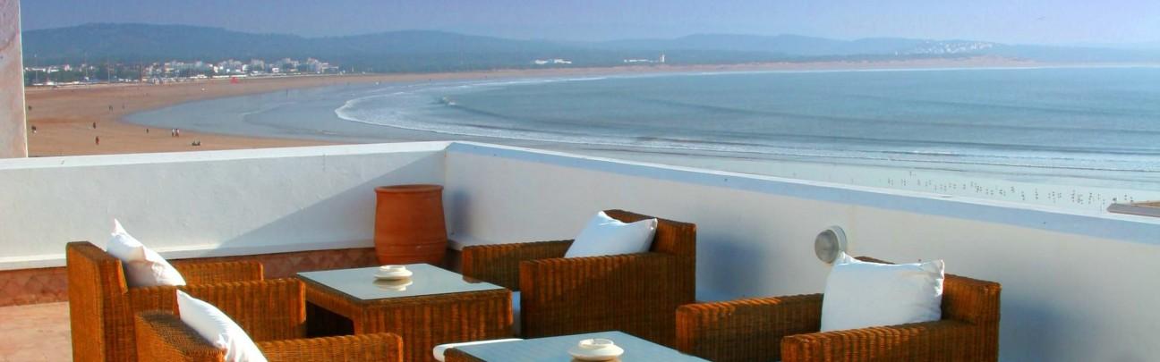 Madada Mogador hotel - Essaouira - Morocco