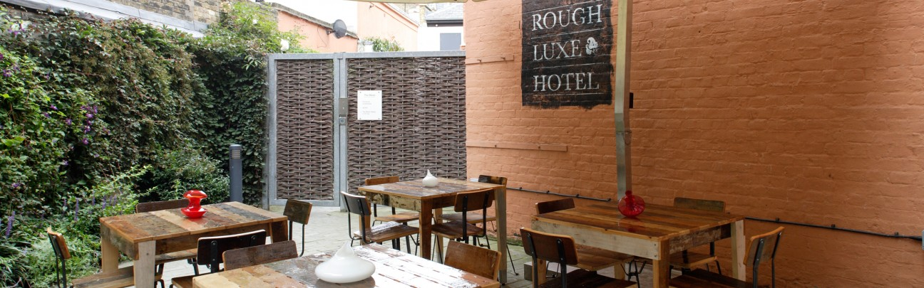 Rough Luxe hotel – London – United Kingdom