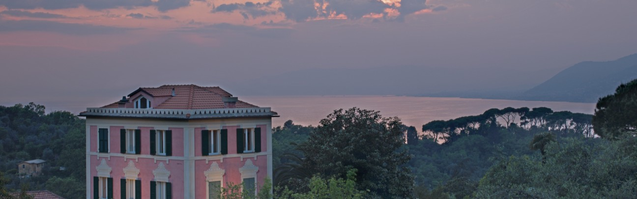 Villa Rosmarino hotel - Riviera di Levante - Italy
