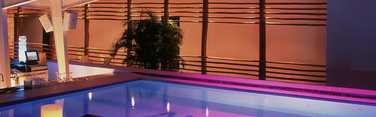 Deseo hotel - Riviera Maya - Mexico