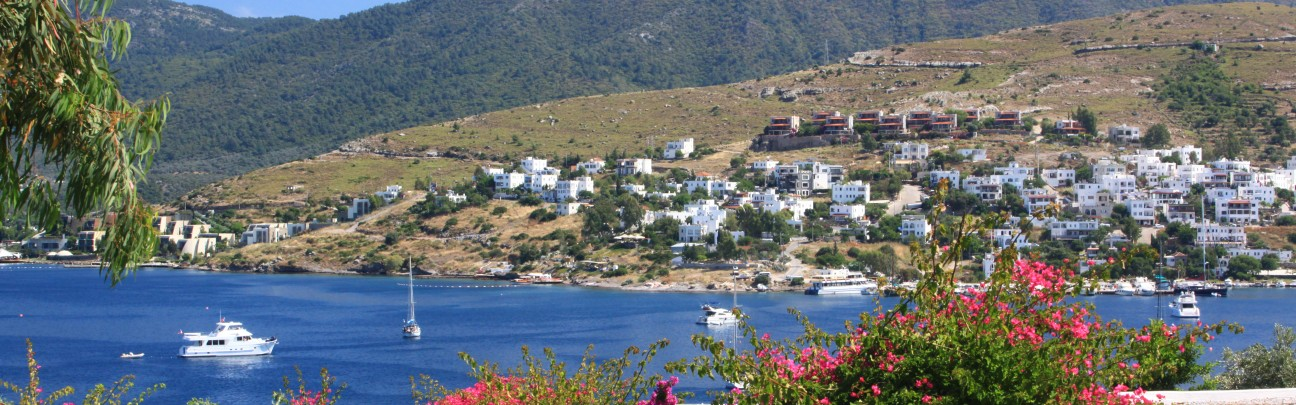 Maçakizi hotel - Bodrum Peninsula - Turkey