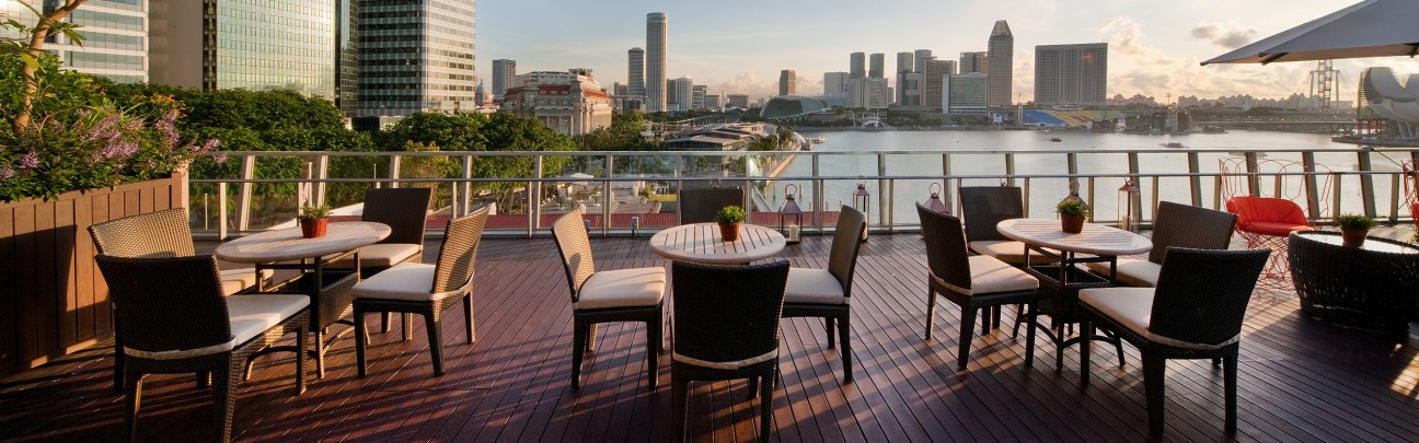The Fullerton Bay Hotel – Singapore – Singapore