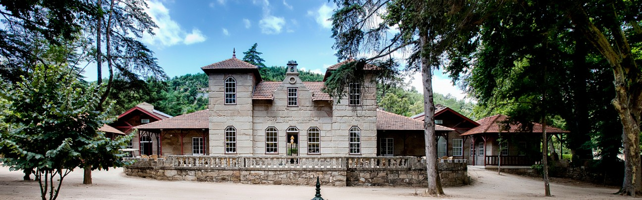 Vidago Palace - Vidago - Portugal