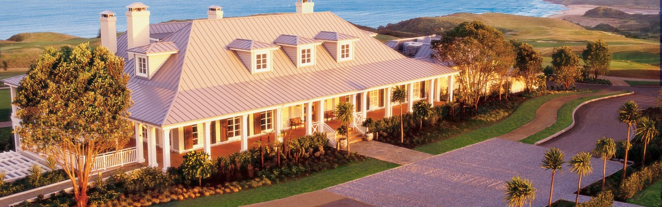 The Lodge at Kauri Cliffs - Bay of Islands - New Zealand