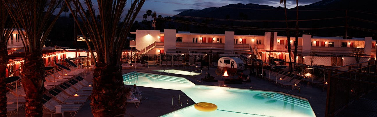 Ace Hotel & Swim Club hotel - Palm Springs - United States