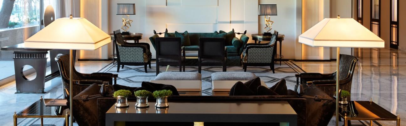 Villa Magna hotel - Madrid - Spain