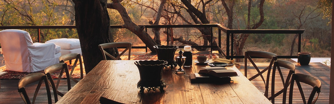 Royal Malewane hotel - Kruger National Park - South Africa