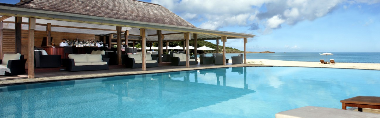 Hermitage Bay hotel - Antigua and Barbuda - Antigua and Barbuda