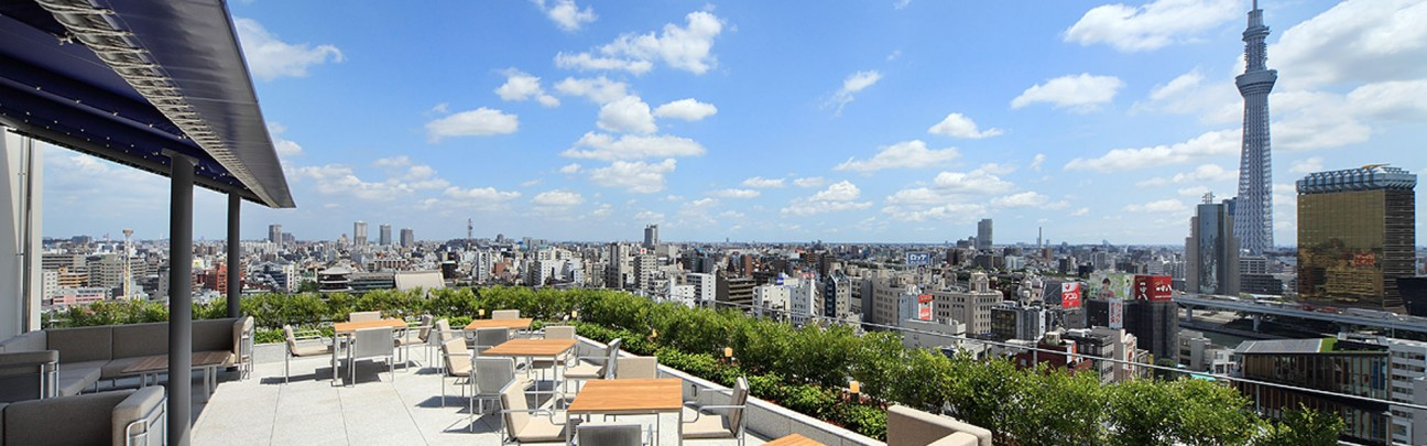 The Gate Hotel Kaminarimon – Tokyo – Japan
