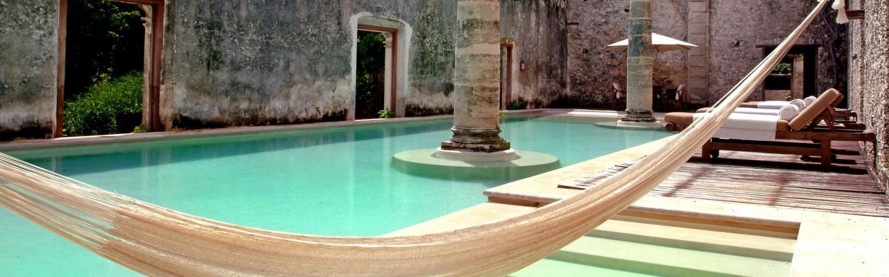Hacienda Uayamon – Yucatan Peninsula – Mexico
