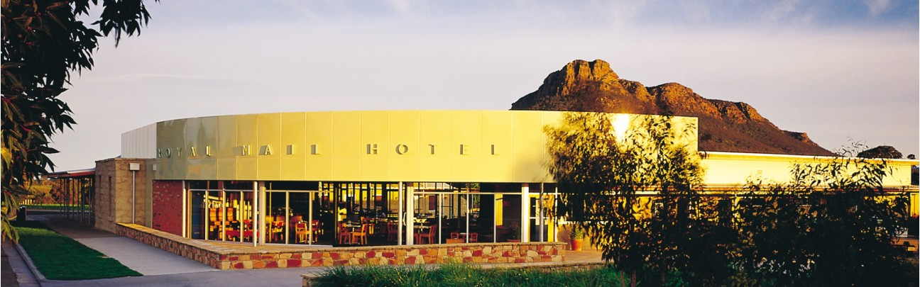 Royal Mail Hotel & Mt Sturgeon – The Grampians – Australia