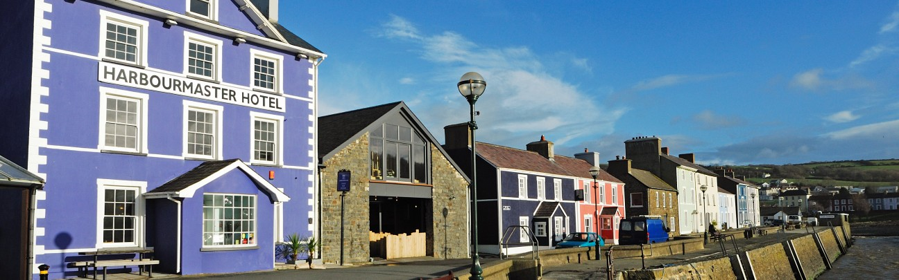 Harbourmaster Hotel - Cardigan Bay - Wales