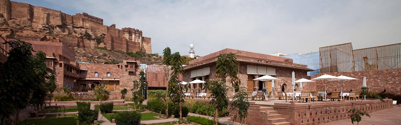 RAAS Hotel – Jodhpur – India
