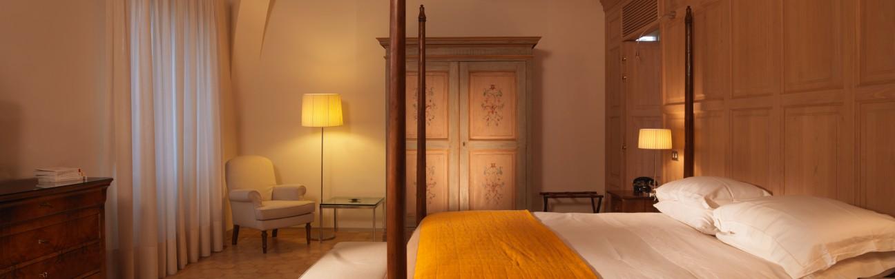 Palazzo Seneca hotel - Umbria - Italy