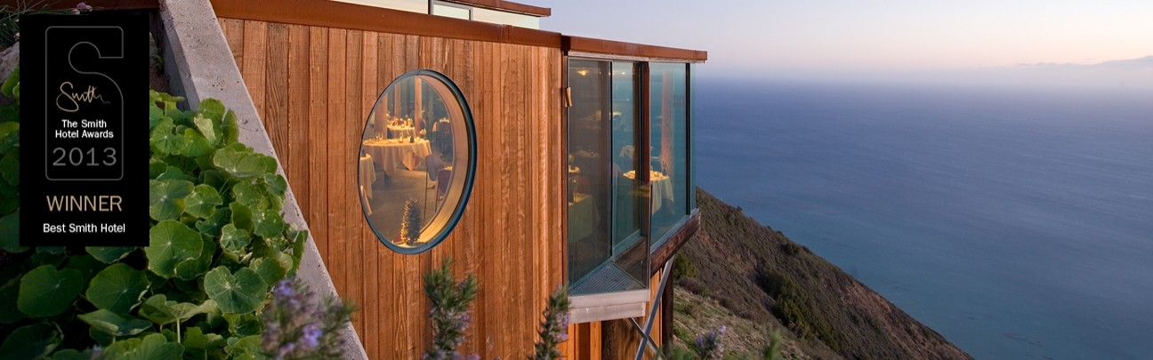Post Ranch Inn - Big Sur - USA