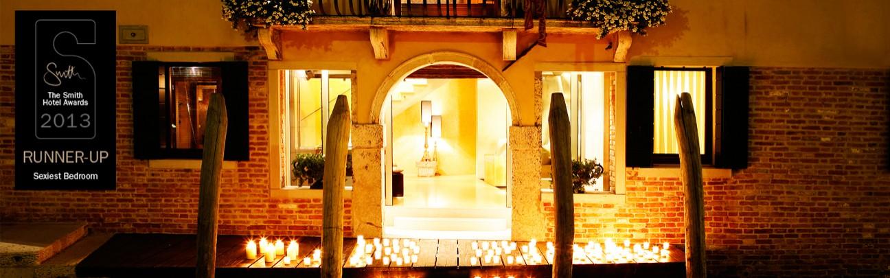 Ca Maria Adele Hotel – Venice – Rome
