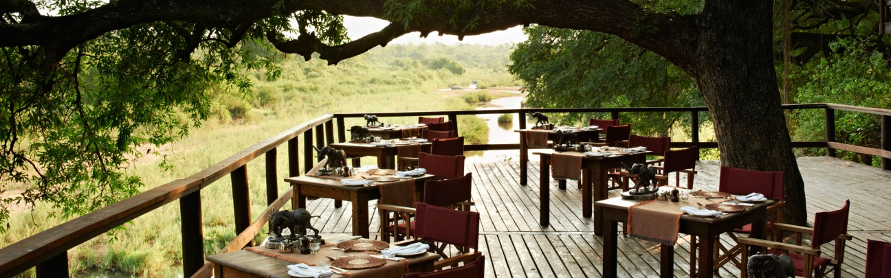 Singita Ebony Lodge - Kruger National Park - South Africa