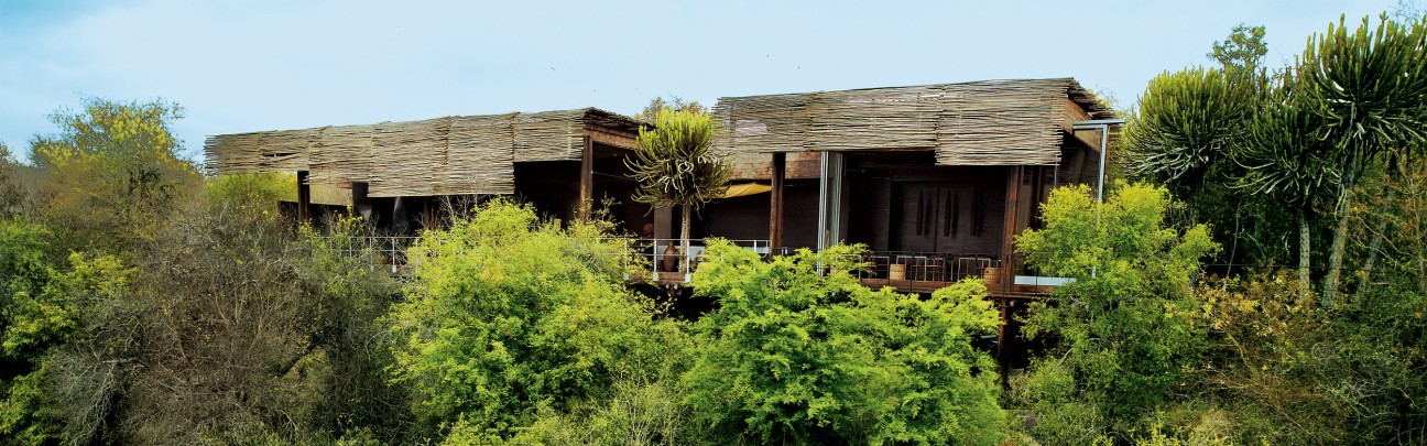Singita Sweni hotel – Kruger National Park – South Africa