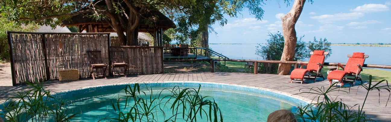 Chiawa Camp hotel - Lower Zambezi - Zambia