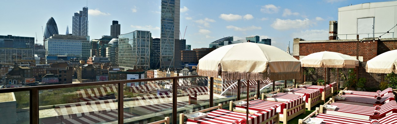 Shoreditch Rooms – London – United Kingdom