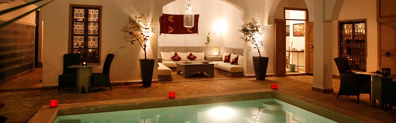 Riad Anyssates hotel - Marrakech - Morocco