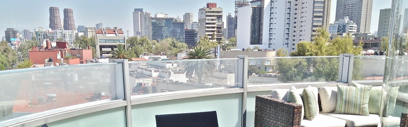 Las Alcobas hotel - Mexico City - Mexico