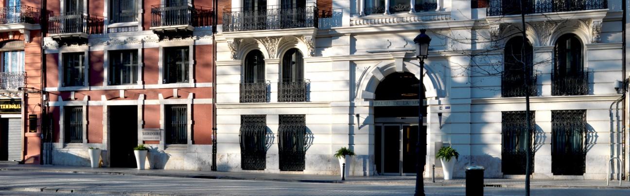 Hospes Palau de la Mar – Valencia – Spain