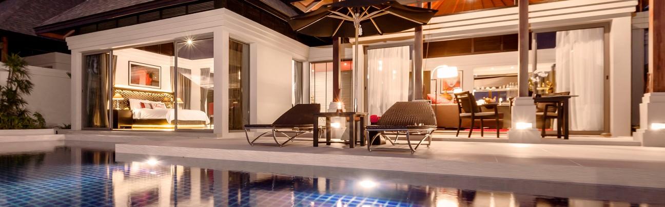 The Pavilions, Phuket Hotel – Phuket – Thailand