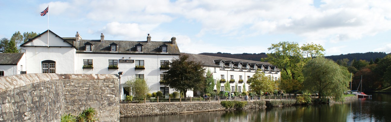The Swan Hotel & Spa – Lake District – UK