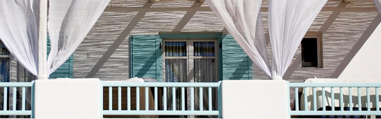 Bill & Coo Hotel – Mykonos – Greece