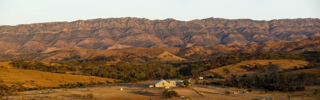 Arkaba Station & Walk Hotel – Flinders Ranges – Australia
