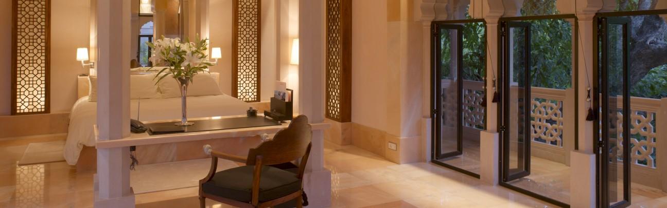 Haveli Suite - Amanbagh - Jaipur - India