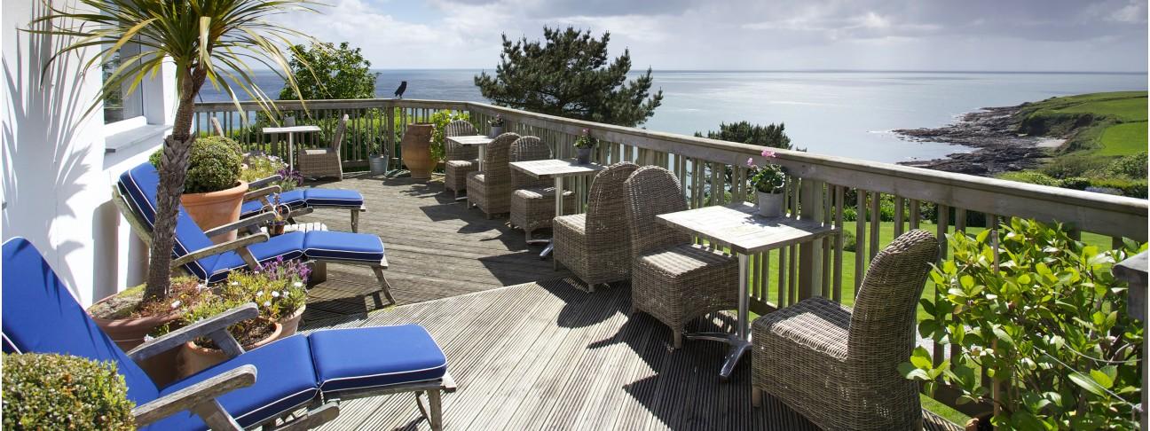 Driftwood Hotel – Cornwall – United Kingdom