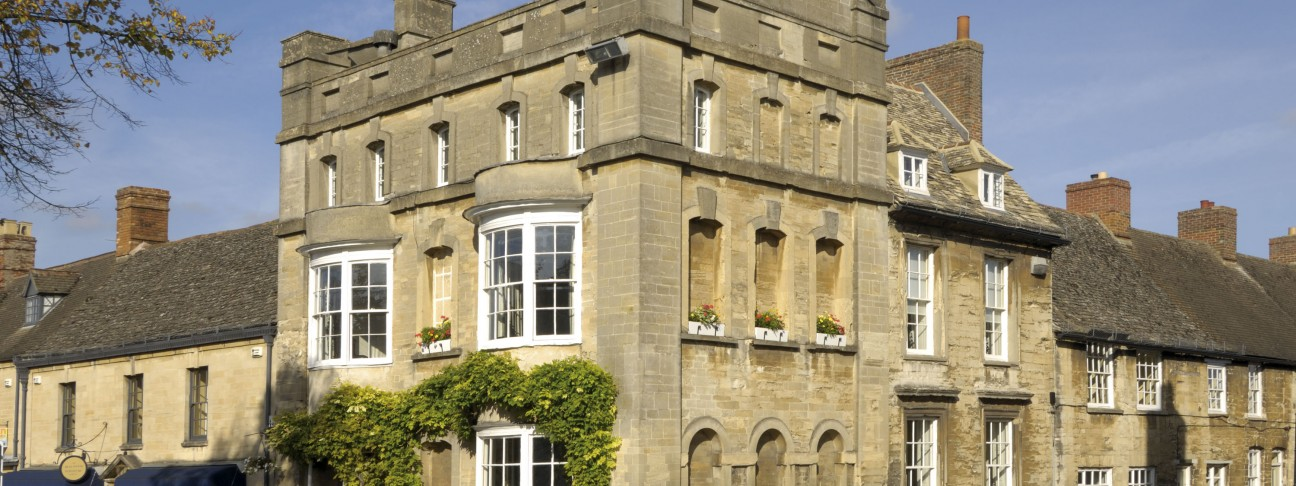Hope House Hotel - Oxfordshire - UK