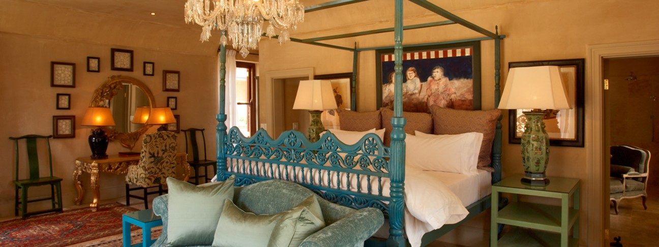 La Residence hotel - Garden Route & Winelands - South Africa